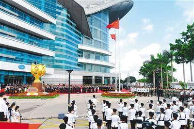 香港,与国家同频共振