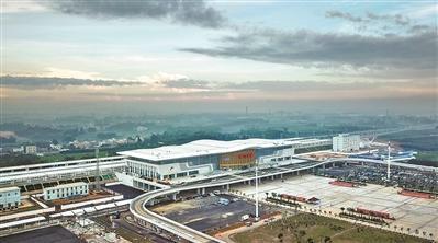 湛江 抓住高铁开通机遇 建设省域副中心城市图片