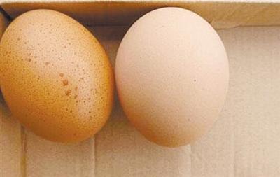 长斑鸡蛋有沙门氏菌?专家:无必然联系