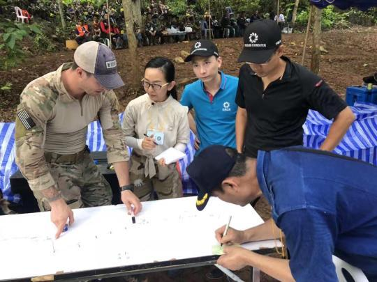 奇迹 泰国少年足球队13人被找到,失踪十天仍生还图片 45211 540x405