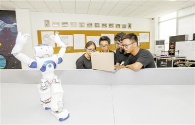 """这所高校大折腾 就为""""好好上课""""-智慧漳州-科技新闻"""