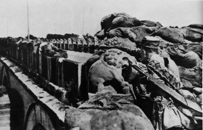 中国军队浴血奋战 与日军争夺的是哪座卢