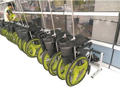 共享经济多样化:共享轮椅入院 患者医院双赢?