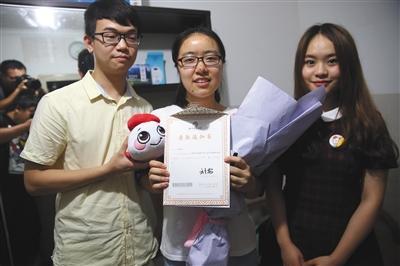 北京高招提前批录取开始 北京语言大学发