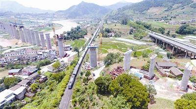 新成昆铁路技术和建设呈现多点突破