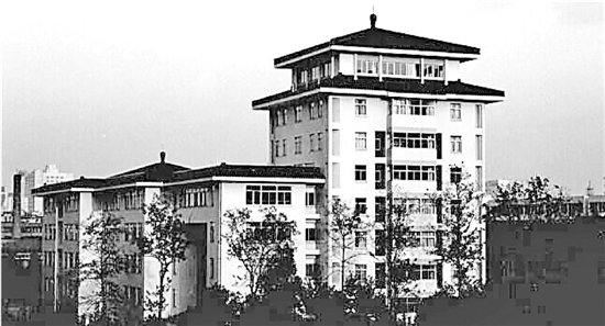 田家炳在杭州的這幢樓 有很多人的青春記憶