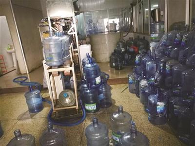 纯净水厂家生产条件不达标 还是农夫山泉的代销点活力影院宋朝灰姑娘