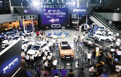 跨国车企分享中国发展红利-智慧漳州-汽车新闻