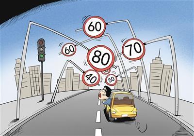 公路限速值设定,需跨区域协同与共商