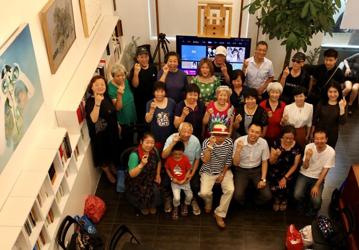 西什库艺术季:让社区融于艺术创作