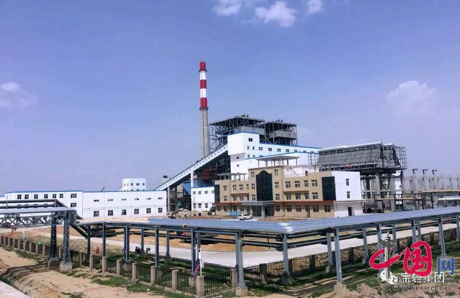 寶塔石化動力站1號鍋爐中低溫烘爐點火成功