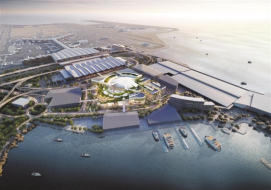 """未来已来 看""""新世界生态圈"""" 如何在大湾区战略胜出"""