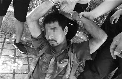江苏法庭脱逃毒贩被抓时在睡觉