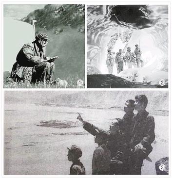 """60年前,他们在青藏高原谱一曲""""行路难"""""""