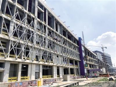 """郑州""""四个中心""""建啥样了?年底将建成大半"""