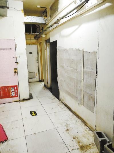 北京地下室群租又抬头:月租800元住两月交一年杂费
