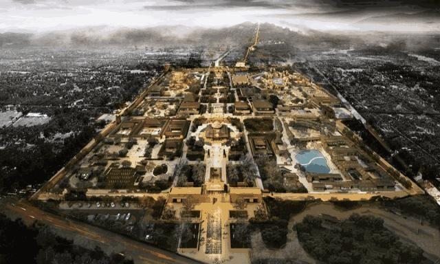 中国61周原景区在周文化发祥地盛大开园
