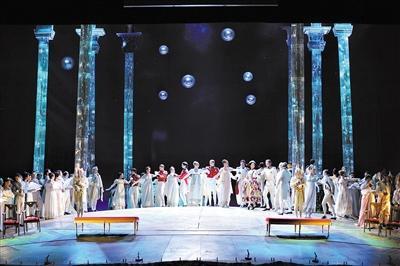 史诗级歌剧《战争与和平》广州独家上演