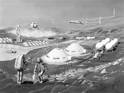 """改造火星?现有技术条件不足以让红色星球""""地球化""""-智慧漳州-国际新闻"""