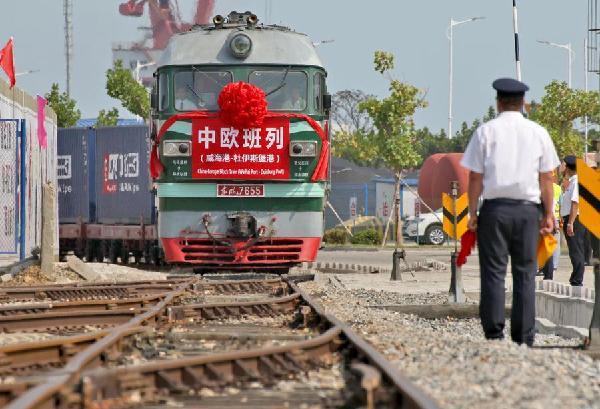 """德国的""""中国城"""": 杜伊斯堡如何成为中国通往欧洲的门户(原创)"""