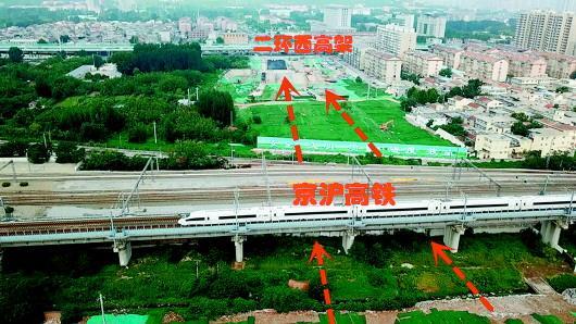 最难修的路开工下穿14条铁路线