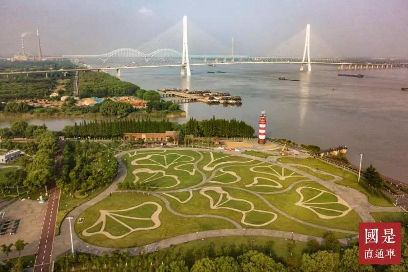 畫說長江:南京,不止有座「爭氣橋」