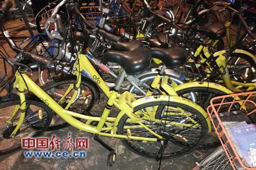 共享单车困局:旨在环保却有沦为城市垃圾之嫌