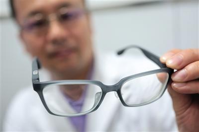 """聚焦3D打印眼镜:可根据个体角膜形状""""量身定制"""""""