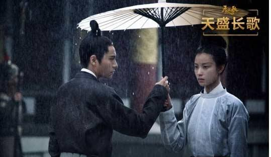 陈坤倪妮新剧对飚演技:身份对立 相爱相杀
