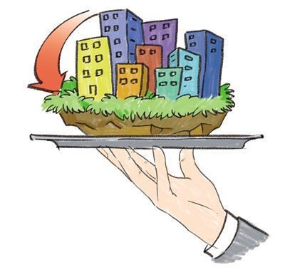下一轮调控重点须从房价转向地价