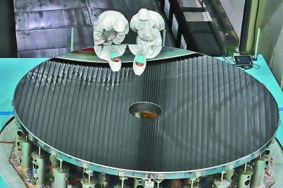 中国成功研制世界最大口径单体碳化硅反射镜仰恩大学地址