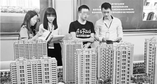 杭州楼市现标志性变化:优惠回来了此心无垠19楼