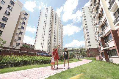上海:878户居民将圆梦旧房改新居