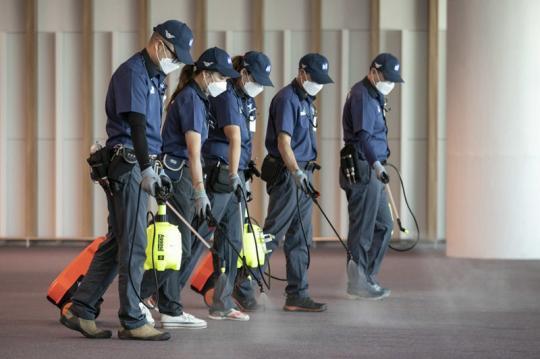 时隔3年韩国重现MERS疫情 仁川机场加强消毒防疫【组图】【3】
