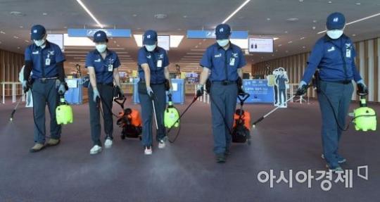 时隔3年韩国重现MERS疫情 仁川机场加强消毒防疫【组图】【4】