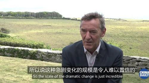 """""""金砖之父""""吉姆奥尼尔:中国经济成功部分归功于五年规划"""
