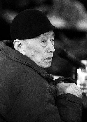 追忆表演艺术家朱旭:探索发现契丹肯用功 多年的习惯是抄剧