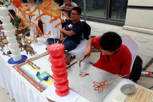 2018北京文化创意集市实现科技与文化融合