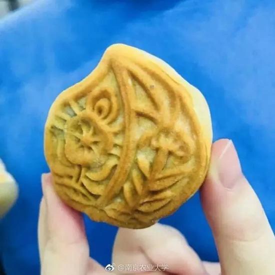 陕西师大:无蔗糖月饼