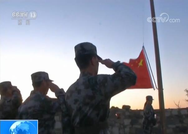 【國慶·我在崗位】王繼才烈士遺孀:讓開山島上的五星紅旗永遠飄揚