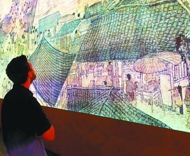 文化+科技,讓古老藝術活起來
