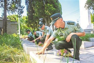解放军报:为英雄,我们还能做得更多……