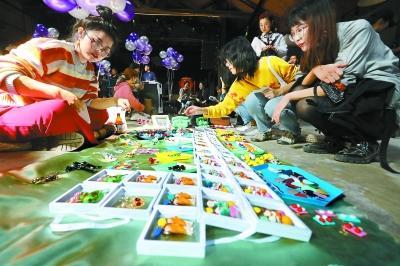 老北就爱去玩吧真英雄商业十六版京胡同融入年轻人文艺生活