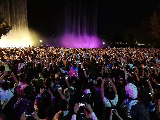 我的国庆节|杭州美景 美警承包你的假期