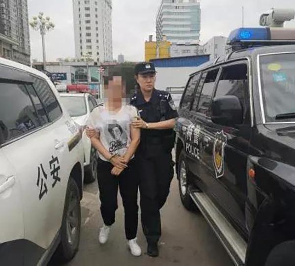 长沙特警国庆期间一天抓获四名逃犯 最快