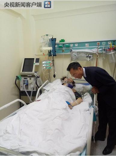 中国游客土耳其遭遇车祸 重伤者已苏醒开口说话