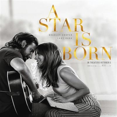Lady Gaga新电影《一个明星的诞生》北美上映