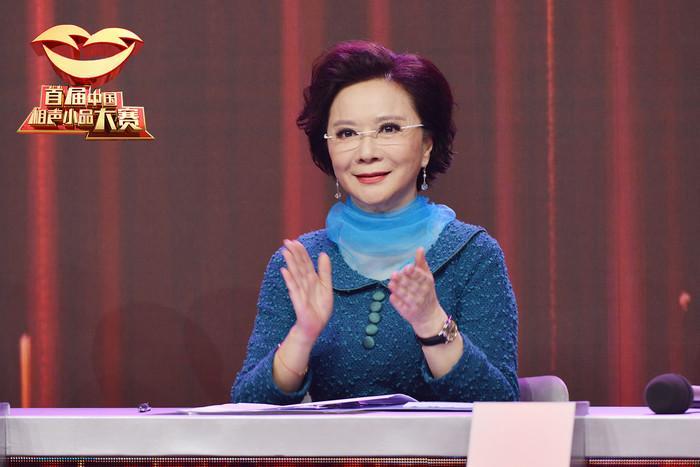 《首届中国相声小品大赛》蔡明当评委