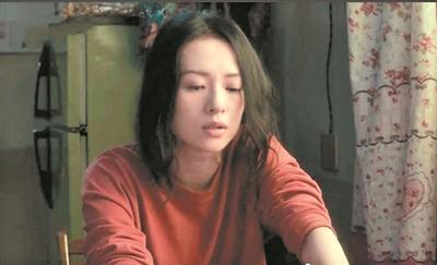 《我就是演员》章子怡表演引热议