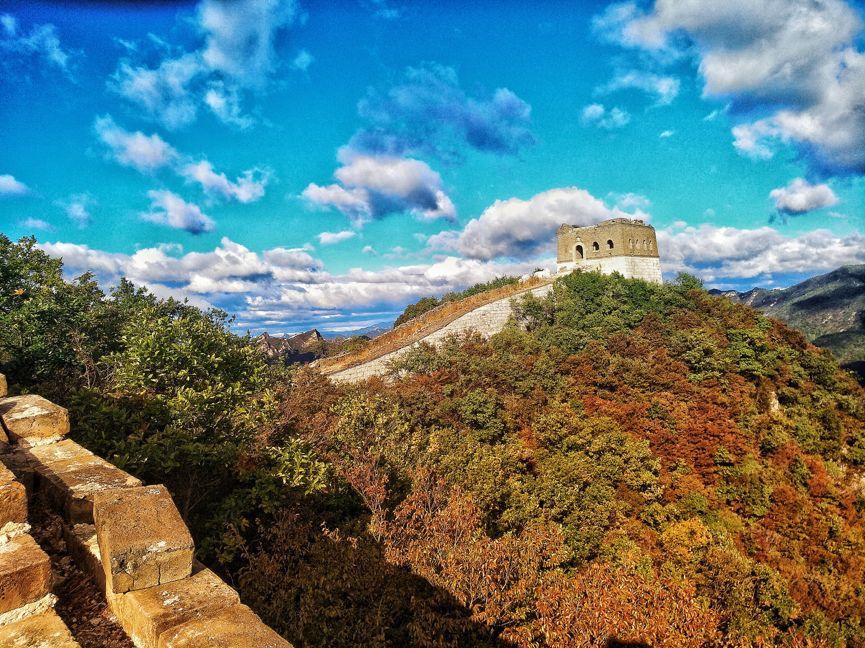 缱绻一季光影,再见温暖如昨。|中国之美